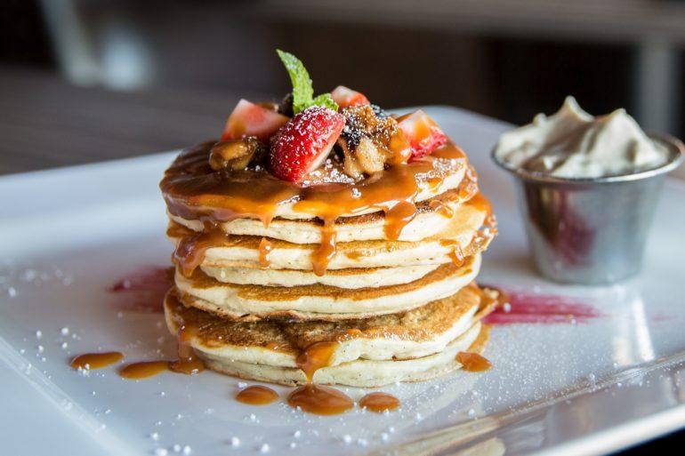 Cannabis Pancakes