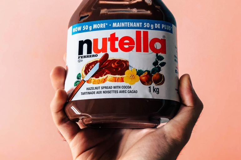 Cannabis Nutella
