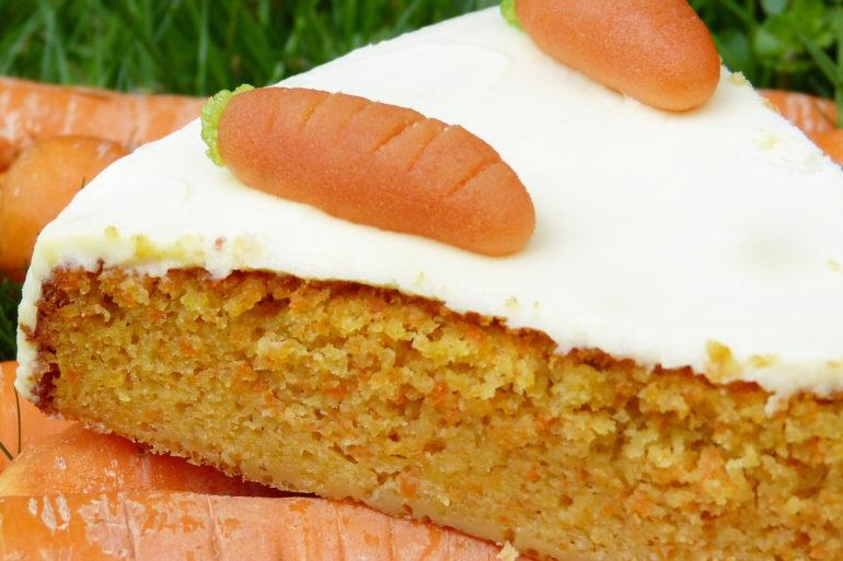 CBD Carrot Cake