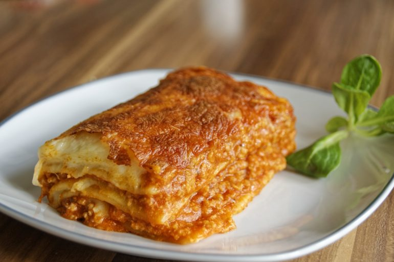CBD Lasagne